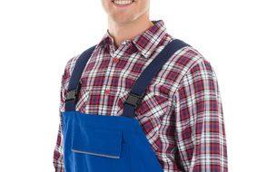 Homme entrepreneur artisan