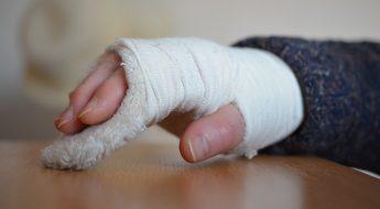 Bandage à une main